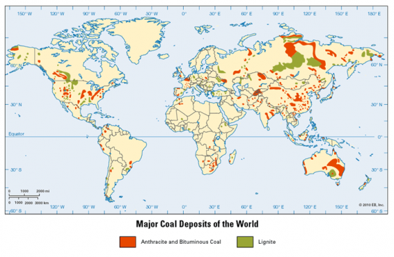major-coal-deposits-of-the-world